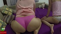 Tuerking and orgy between two couples. CRI - 9Club.Top