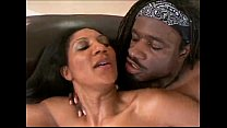 Ebony house wife lil spicy gets black cock pornhub video