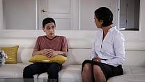 Awkward Mom And Stepson Situation   Dana Vespoli