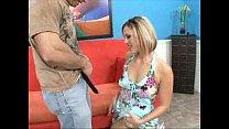 Hot Blonde Bubble Butt porn image