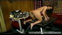 Venus- Hottie Gets Fucked By Machines In Pussy, Ass, And Both With Squirt Fuckingmachines Robosex.av