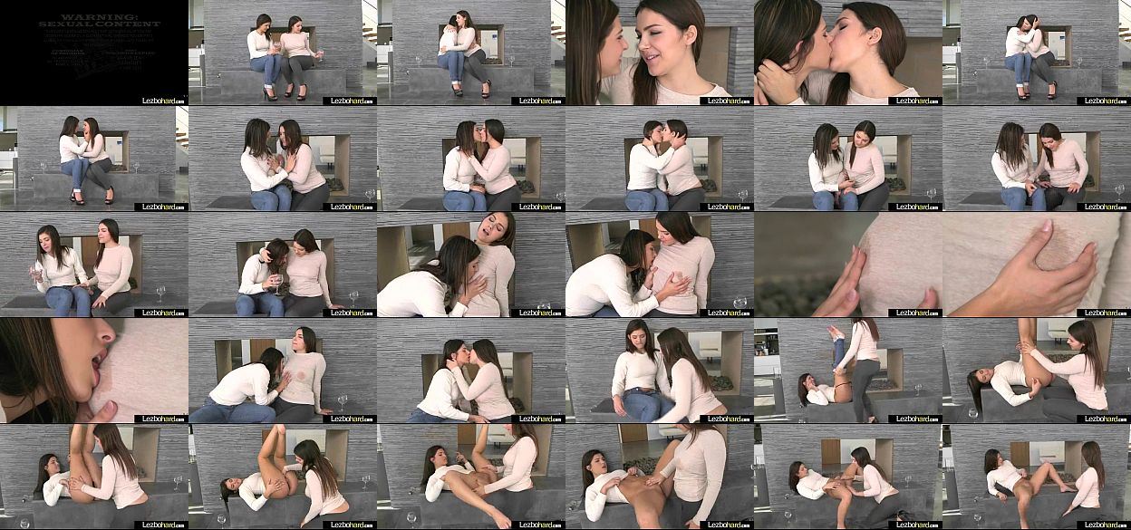 (Valentina Nappi & Leah Gotti) Superb Horny Lesbians Have Fun In Front Of Cam mov-29
