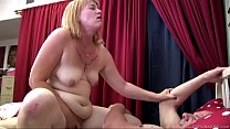 Super sexy old spunker is such a hot fuck and loves facial cumshots thumbnail