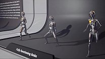 Sentient Nanobot Slime Girl Sex Simulation thumbnail
