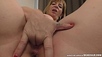Sara Jay's squirting pussy ready for some cock!