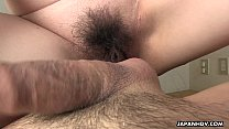 Asian slut with a hairy muff getting banged by her man - 9Club.Top
