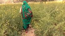 सरसों के खेत मे सासुर जी ने जबरदस्ती चोद दिया