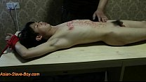 Naked Slave Boy Got Hot Wax Thumbnail