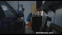 Step mom and son behind dad's back - shakira porn thumbnail