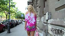 Hungarian Blonde Babe Vanda Lives The Ass Plug Lifestyle preview image
