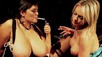 Big Tit Lesbian Smokers Thumbnail