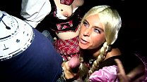 Sex Party im Bus -Gang Bang mit deutschen Pornostars thumbnail