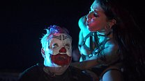 FlipFlop The Clown Getting Dominated By Mistress Lady Luna!