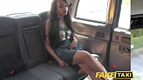 5928 Fake Taxi Brunette sucks fucks and takes it in the ass preview