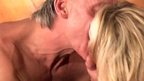 Blonde With Big Boobs Paige Ashley Sucks And Fucks In Slinky Black Lingerie thumbnail