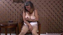 OmaGeiL Compilation of Mature Masturbation pornhub video