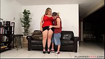 Busty BBW Mom Cami Cooper Fucks Her Next Door N...
