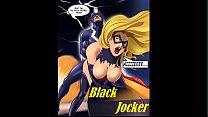 Black Jocker sendo atolado pelo branquinho perverso da favela.