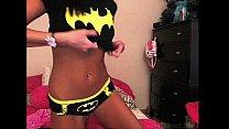 Catie Minx on The Bat Cam!