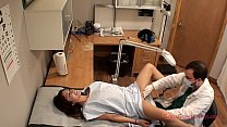 Innocent Young Alexa Rydell Submits To Mandatory Medical Examination For Her To Attend Tampa University - Part 3 of 8 - EXCLUSIVE MedFet For Members ONLY @ GirlsGoneGyno.com صورة