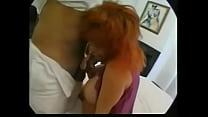 Bunny Bleu Embarazada Tetona 2 hombres se la follan con su bebe en la panza