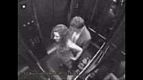 Cojiendo en el ascensor