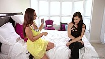 The Groupie Stepmom and Daughter - Mindi Mink, Bobbi Dylan