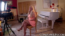 Big titted MILF Holly Heart fucked roughly and ...