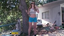 BANGBROS - Impeccable PAWG Karlie Montana Getting Banged By Mike Adriano