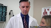 Brazzers - Doctor Adventures - (Jessa Rhodes, Keiran Lee) - A Dose Of Cock For Co - Trailer preview preview image