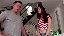 Pain Massage On Daddy's Back ⏩ Full in FamilyStroke.net - Download mp4 XXX porn videos
