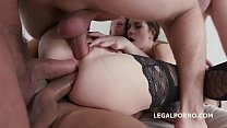 Double Addicted with Kira Thorn & Victoria J Ba... thumb