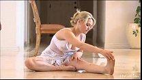 Feasible Girl Nude Yoga And Gymnastics