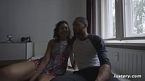 Amateur Couple Fucking in Luxury Suite thumbnail
