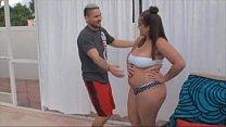 Big Pregnant Sister Katie Cumkings