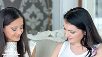 First time by Sapphic Erotica - Kittina Cox and Shrima Malati lesbians