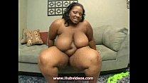 Fat Black Ebony With Her Friend
