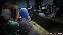 8209 Arab slut teen Sneaking in the Base! preview