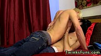 Twink movie of Slender emo man Kevy Codine is back in the studio for
