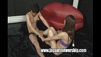 Feet Pantyhose Japan Foot Worship