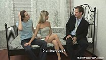 Sell Your GF - Fucked for cash Gina Gerson by a manager