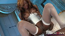 HarmonyVision - Jasmine Webb enjoys a huge cock preview image