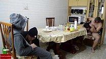 19988 Orgía en el desayuno. Mujer madura y mujer gorda quieren leche GUI002 preview
