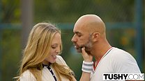TUSHY First Anal For Tennis Student Aubrey Star thumbnail