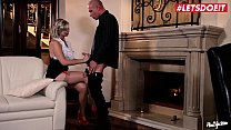 VIP SEX VAULT - Pin Up Busty Barbara Nova Enjoy Romantic Sex thumbnail