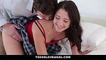 TeensLoveAnal - Schoolgirl Gets Ass Fucked To Stay Virgin Image