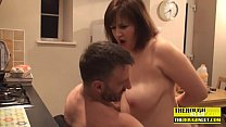 antarvasna vedio - fucking a chubby girl with big tits in a hard way thumbnail