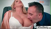 Sex In Office With Big Round Tits Girl (Brooklyn Chase) video-08's Thumb
