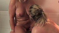 Free version - We like it while our husbands watch the game having fun in the tub thumbnail