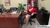Hard Sex Action With Slut Big Tits Office Girl